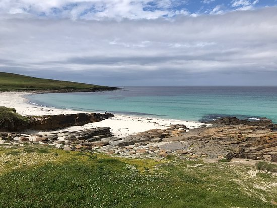 Some photos from a fantastic three day trip to the Pierowall Hotel, Westray. Beautiful beaches, puffins galore, gannets etc. galore, lovely walks and superb hospitality.