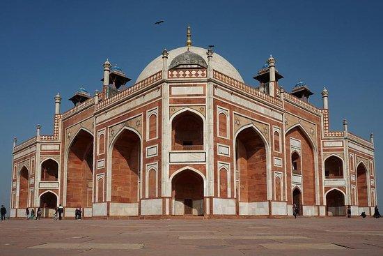 Delhi Architecture Walks