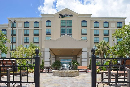 Radisson Hotel New Orleans Airport