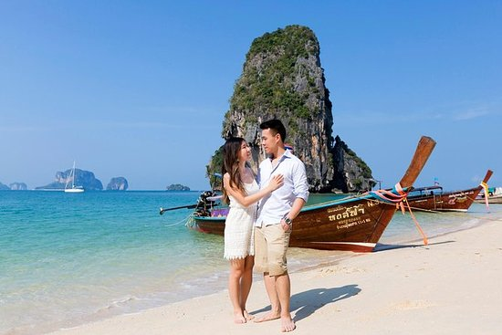 4 Island Day Tour By Big Boat with...