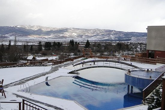 Borovets: ontsnapping uit thermaal ...