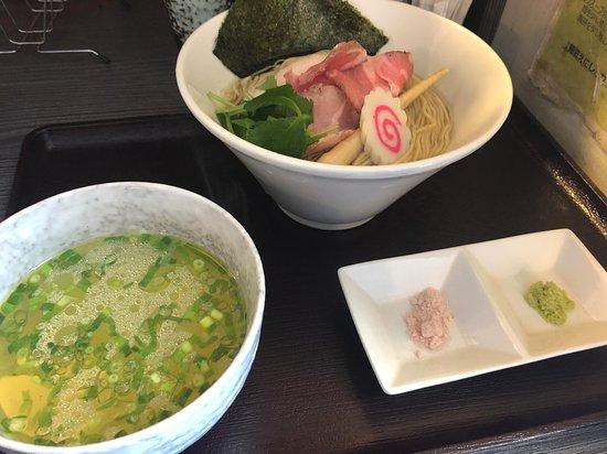Mensho Enishi: つけ麺