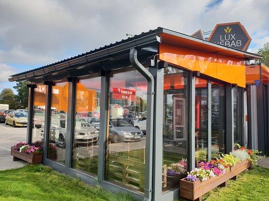 Adazi, Latvia: Lux kebab