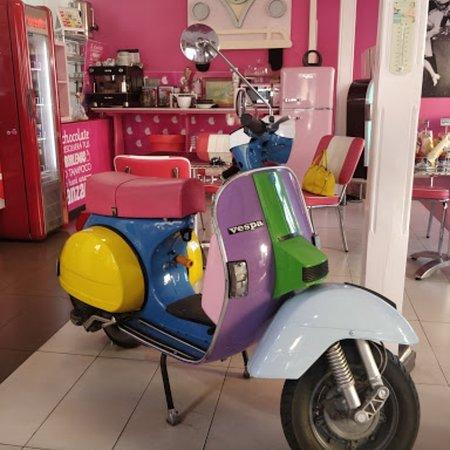 Vega de Espinareda, Spania: La moto