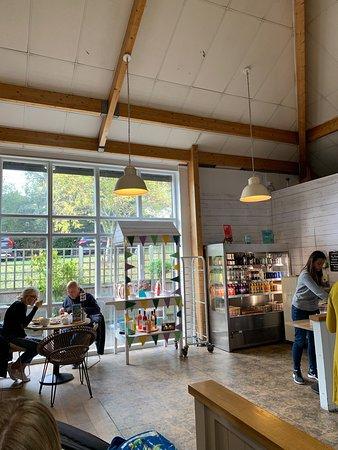 Wyevale Garden Centre Enfield Cattlegate Rd Restaurant