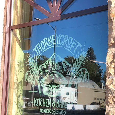 Norwood, CO: Amazing Find while traveling on CO 145N leaving Telluride. Honestly, some of the best pastries and bees burritos EVER! A hidden jewel!