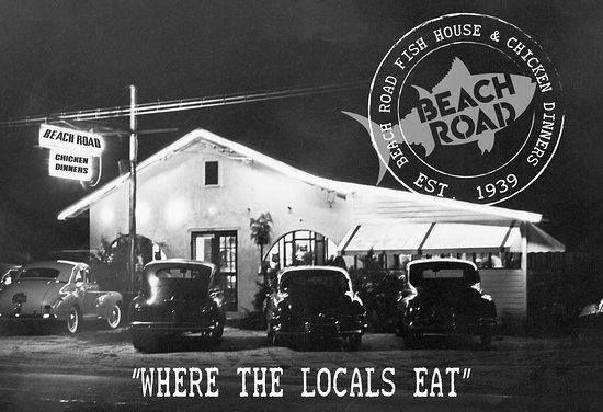 beach road fish house
