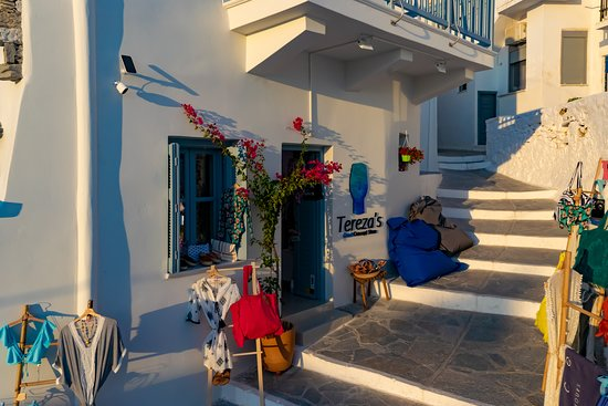 Tereza's Greek Concept Store