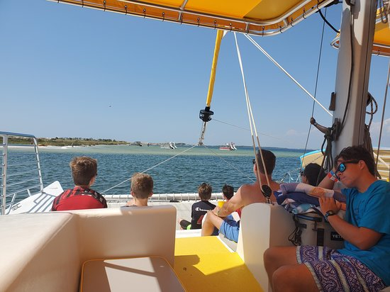 Catamaran Snorkel and Dolphin Watch Tour on The Footloose Φωτογραφία