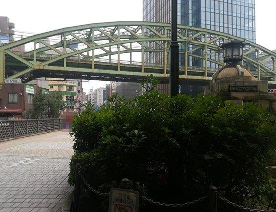 Matsuzumicho Kadokyo Bridge