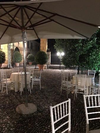 Ripalta Guerina, Italia: Villa Toscanini