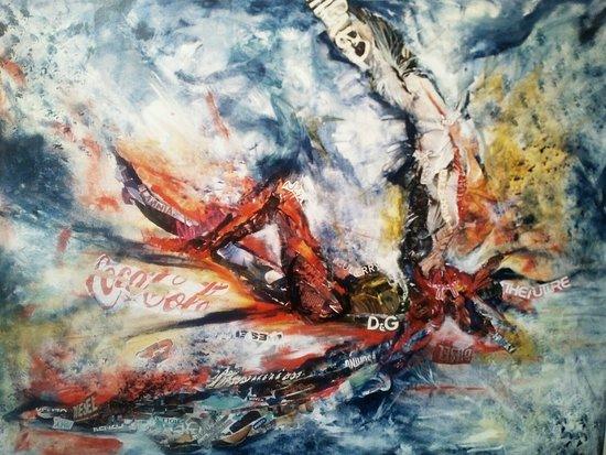 Gorizia, Italia: Galleria d'arte Di Iorio