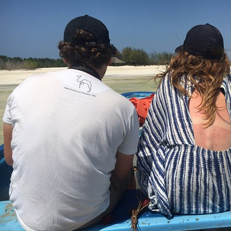 Chwaka, Tanzania: Trecking tour with MASOUD Zanzibar