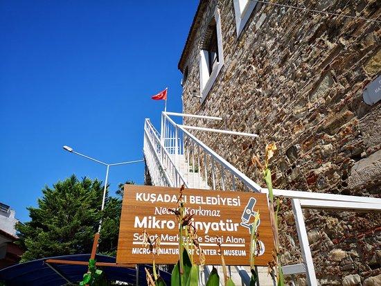 Micro Miniature Museum