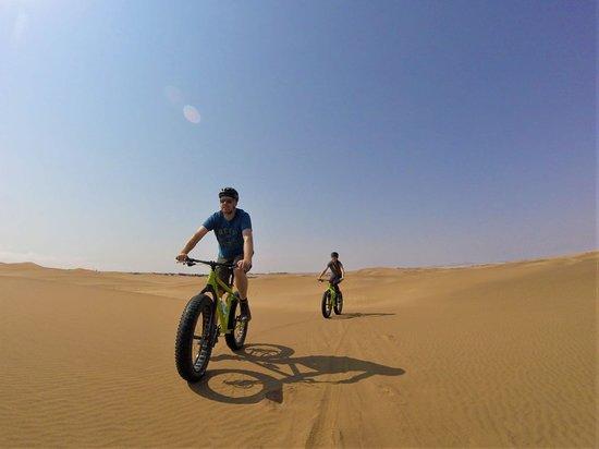 Swakopmund Fat Bike Tours