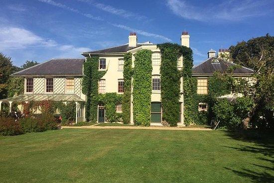 私人查尔斯·达尔文的羽绒之家