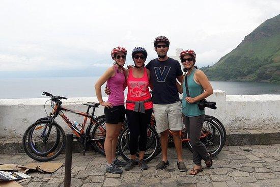 サンタカタリナとサンアントニオを巡る自転車ツアー