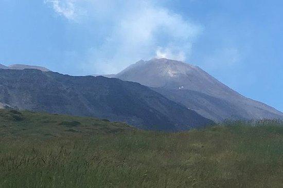 埃特納火山內