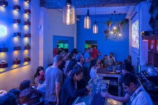 imagen Azul Frida en Barcelona