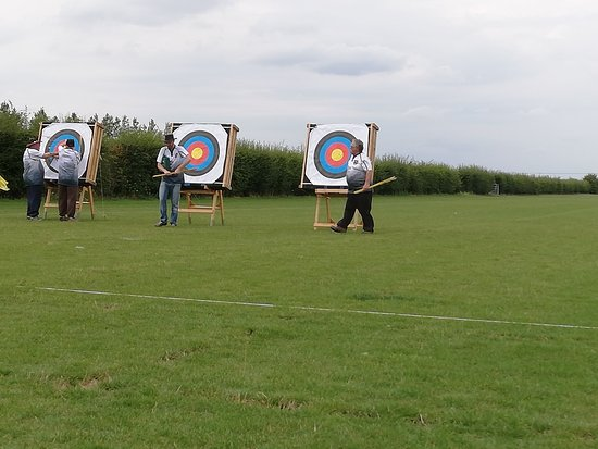 Louth and District Archery Club