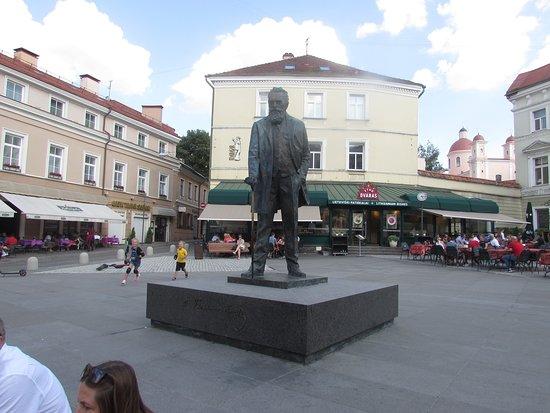 Jonas Basanavicius Square