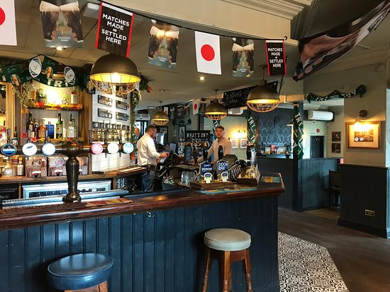 Saint Albans, UK: Blacksmith Arms