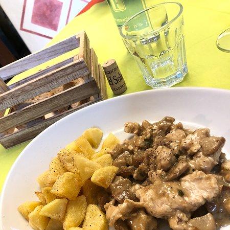 Giuncugnano, Italië: Il grillo