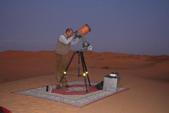 Morocco Desert Stargazing