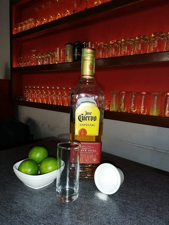 Ricaurte, Colombia: Mi tequila