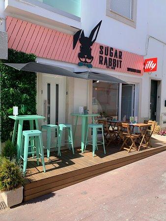 Great cafe - アルブフェイラ、Sugar Rabbit Kafféの写真 - トリップアドバイザー