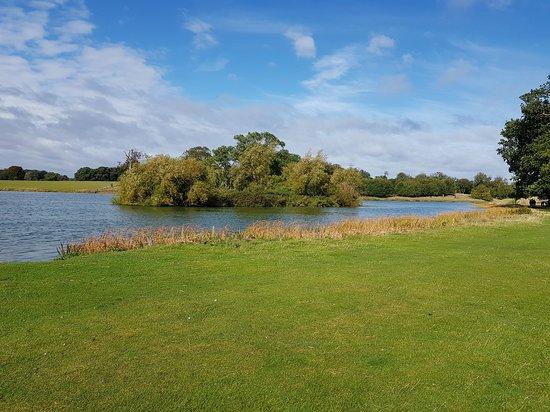 Lake in Holkham Estate