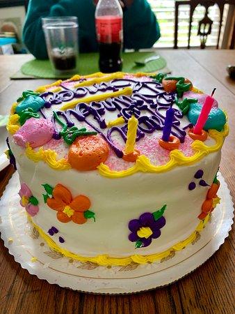 Surprising Nasty Review Of A Piece Of Cake Bakery Augusta Ga Tripadvisor Funny Birthday Cards Online Alyptdamsfinfo