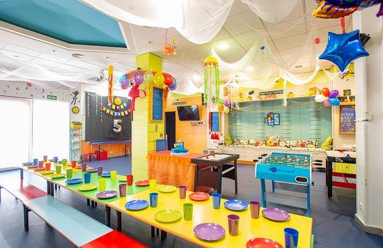 Las Rozas, Spagna: Cumpleaños infantiles!