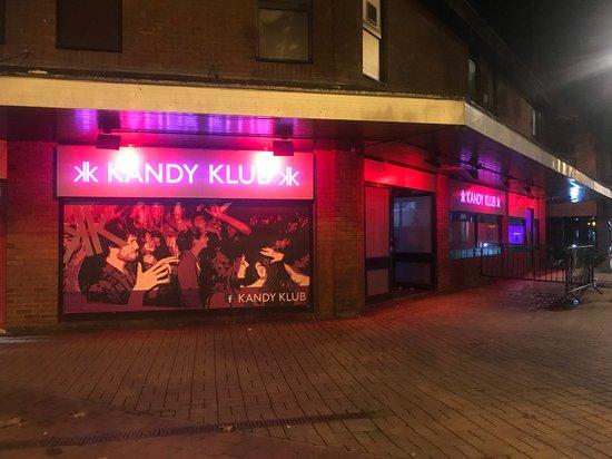 St Helens, UK: Kandy Klub, St. Helens