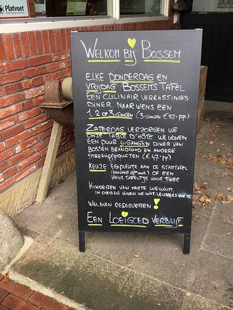 Menusuggesties Erfgoed Bossem, Lattrop-Breklenkamp.