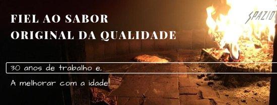 Pinheiro da Bemposta, Portugal: Onde todos os nossos pratos passam antes de saírem para a sua mesa!
