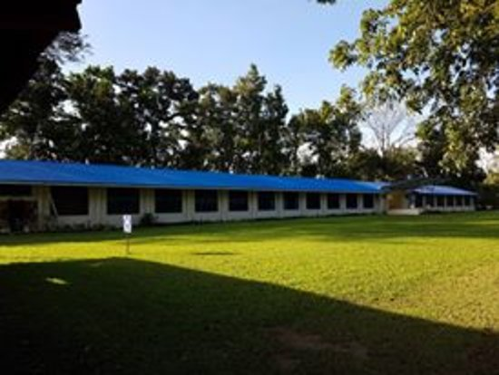 Cotabato Province, Filippinene: Southern Baptist College High School Building Mlang, Cotabato