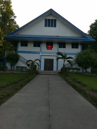 Cotabato Province, Filippinene: Southern Baptist College Christian Ministries Building Mlang, Cotabato