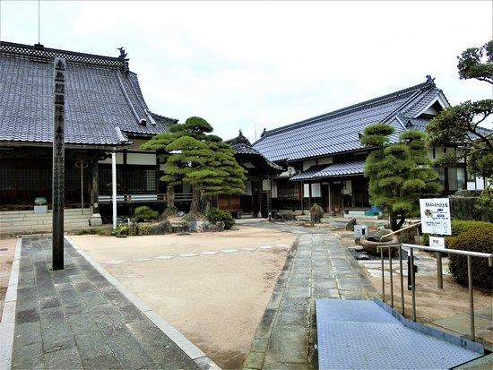 Genchu-ji Temple