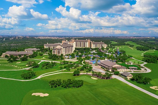 Jw Marriott San Antonio Hill Country Resort Amp Spa Resort