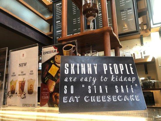Bilde fra Espressolab Karaköy