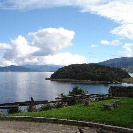 קולומביה: Laguna Cocha grande