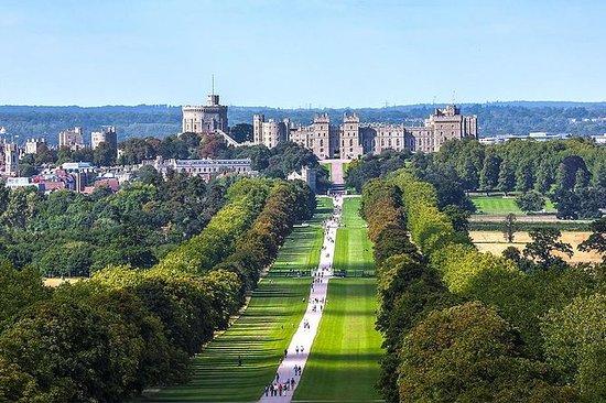 Excursion privée à Windsor, Eton et le...