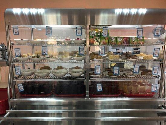 Lazarevskoye District, Russland: У нас в меню более 100 блюд домашней кухни на любой вкус. Любое из них можно взять с собой.
