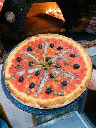 Niella Belbo, Italië: le pizze speciali