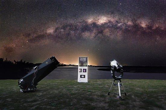 The Mobile Observatory - Margaret River Region