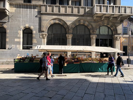 Via Vittorio Emanuele II di Vimercate