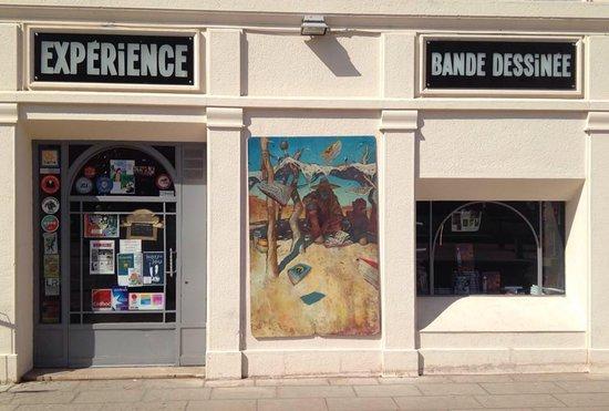 Librairie Experience