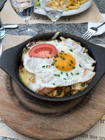 Le Mazot: Raclette