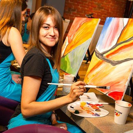 Арт-вечеринки PaintOn